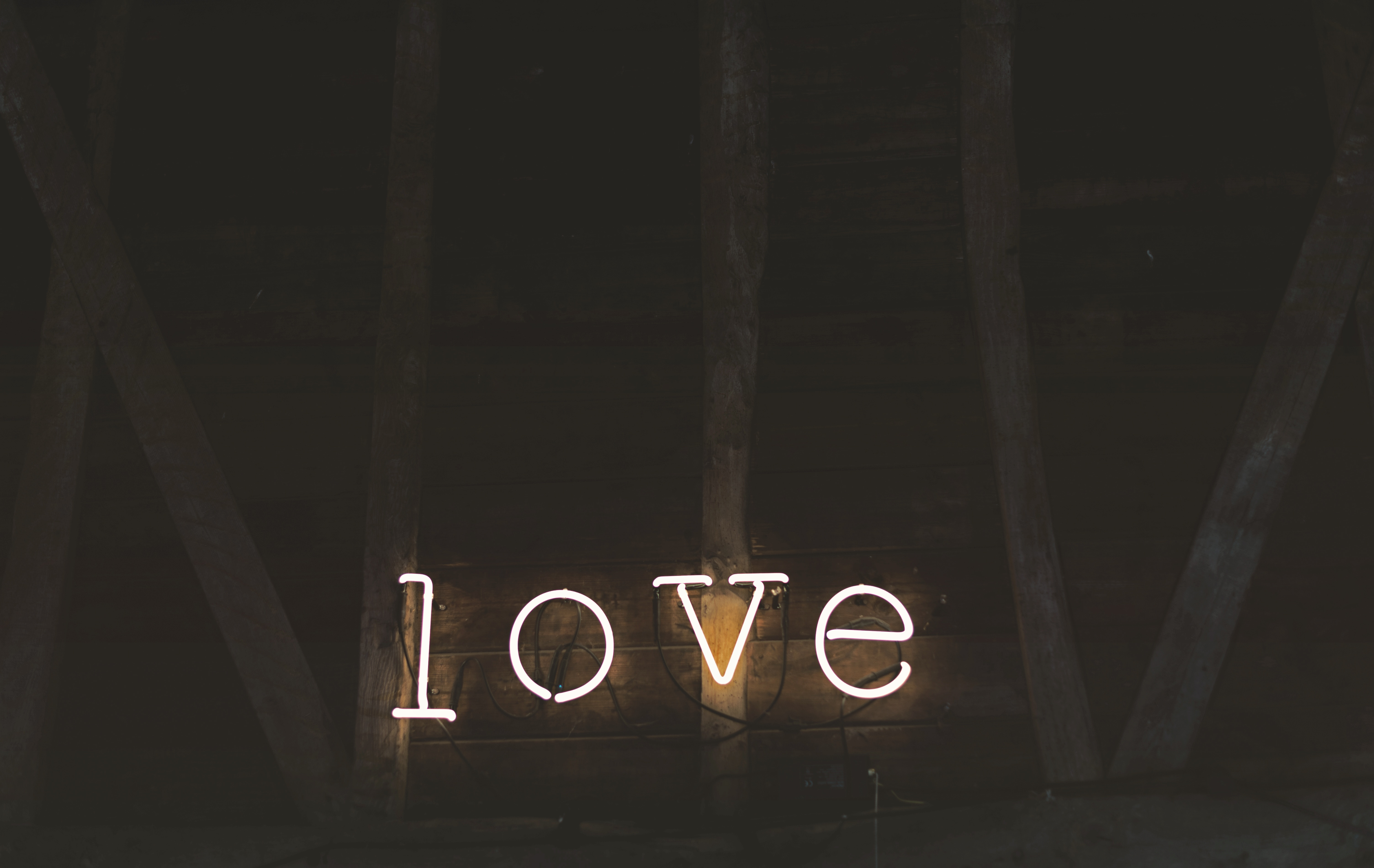 All We Need Is Love…Literally